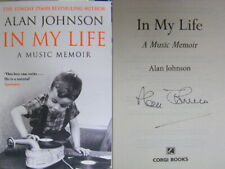 Signed Book In My Life : a music memoir by Alan Johnson Paperback 1st Edn 2019