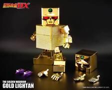 FEWTURE Art Storm ES GOKIN DX Gold Lightan Action Figure 24K Gold Plated Ver