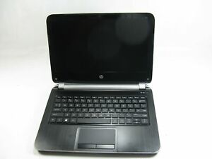 "HP 210 G1 PC 11.6"" Laptop 1.7 GHz i3-4010U 4GB RAM (Grade B No Battery, Webcam)"