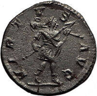 SEVERUS ALEXANDER 228AD Rome VIRTUS Authentic Ancient Silver Roman Coin i60630