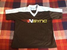 vintage Nsync jersey 2001 justin timberlake Rare
