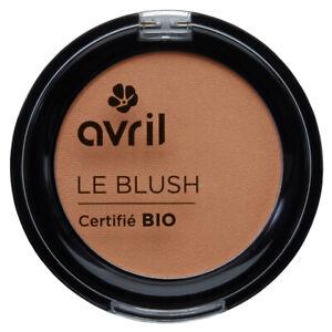 Blush Terre Cuite Certifié Bio Naturel Cosmétique Ecologique AVRIL