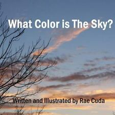 Literacy Links to Phonology: What Color Is the Sky? by Rae Cuda (2014,...