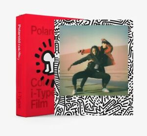 Polaroid Keith Haring Edition i‑Type itype Color Instant Film for OneStep+ 2 Now