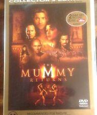The Mummy Returns (DVD, 2005)*USED   *