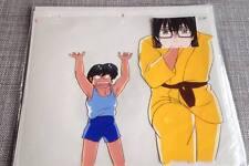 Ranma 1/2 Saotome ANIME CEL CELLULO 1989 Rumiko Takahashi EIFL 'JAPAN BANDAI 5