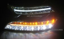 MIT new Porsche 911 997 LED DRL lights Daytime running light lamp bumper lamps