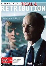 Trial and Retribution : Series/ Season 1-3 DVD, 3-Disc Set Like New Aus Region 4