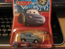 Disney PIXAR CARS FINAL LAP   MATTI  TARGET ONLY