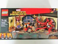 Lego Marvel Super Heroes 76060 Doctor Strange's Sanctum Sanctorum sin usar y en caja sellada