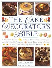 The Cake Decorators Bible