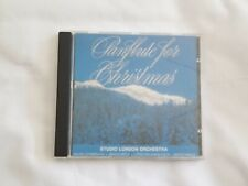 Panflute For Christmas Frosted Cover Jingle Bells, Silent Night, White Christmas