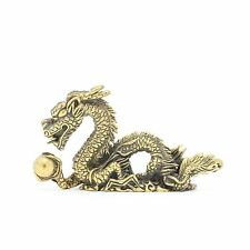 Thai Amulet statue Wealth Dragon Powerful Hunting Money Love Luck Rich Good.