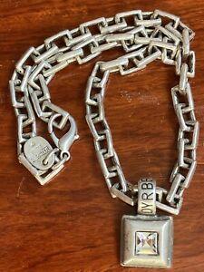 Marked Dyrberg Kern Necklace