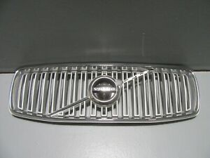 2016 2017 2018 2019 2020 Volvo XC90 Front Bumper Grille Oem 31425935