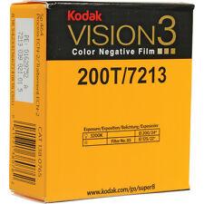 Kodak V3 SUPER 8mm Colore pellicola negativa 200T 7213 RIVENDITORE UFFICIALE