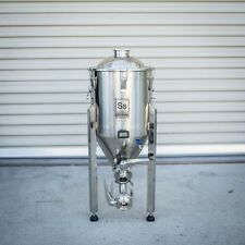 SS Brewing Tech 7 Gallon BrewMaster Series Conical Fermenter Stainless Homebrew
