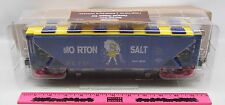 Menards ~ O Gauge Morton Salt Covered Hopper Car