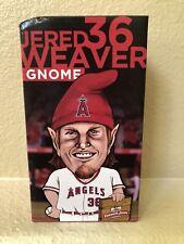 NEW Los Angeles Anaheim Angels Jered Weaver Gnome SGA 6/6/2014