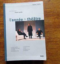 L'ANNÉE DU THÉÂTRE  1994 -1995 Envoi