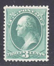 U.S. STAMP #158   — 3c WASHINGTON - 1873 - UNUSED