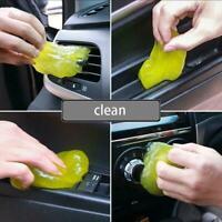 Car Keyboard Magic Multi-Purpose Cleaning Gum Super Cleaner Dust Top Gel K4H0