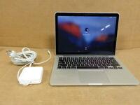 """Apple Macbook Pro 13"""" Retina Mid-2014 Core i5 2.6GHZ/8GB/128 SSD HDD A1502"""