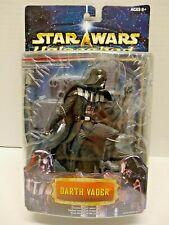 Star Wars Unleashed Darth Vador NIB 2002 by Hasbro