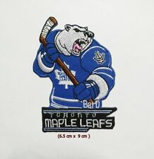 Toronto Maple Leafs NHL Sport Logo Embroidery Iron,sewing,patch on Clothes