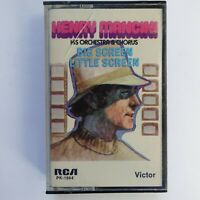 Henry Mancini Big Screen Little Screen (Cassette)
