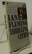 Thrilling Cities by Ian Fleming  - Signet P2694 - 1965