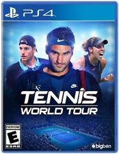 Tennis World Tour (Sony PlayStation 4, 2018)