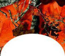 20 water slide nail art transfer real tree orange french tip decals trending