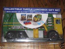 Teenage Mutant Ninja Turtles 2-Pack Blu-ray Collectible Turtle Lunch Box Set