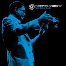 "Dexter Gordon Take the ""A"" Train Vinyl LP Clear Blue Vinyl Barnes & Noble Ex.NEW"