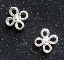 BIJOU CELTE - CELTIC JEWEL - BOUCLES D'OREILLES fleur