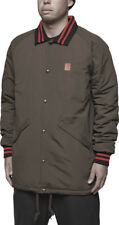ThirtyTwo RIVAL Mens Snowboard Jacket Large Brown NEW