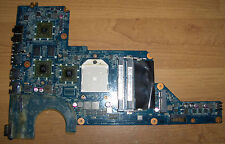HP PAVILION G6 G7 AMD LAPTOP motherboard 638855-001 FAULTY FOR PARTS OR REPAIR