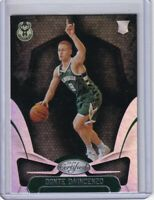 Donte DiVincenzo 2018-19 Certified RC Rookie Silver Mirror #167