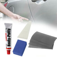 Painting Pen Car Body Putty Scratch Filler Assistant Smooth Auto Repair Tool Kit