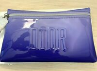 Dior cosmetic bag (pouch) Blue color Vip Gift Rare