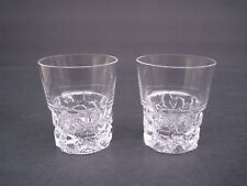 Iittala i-lasi Shot Glasses by Timo Sarpaneva, Set of 2
