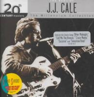 J.J. CALE - 20TH CENTURY MASTERS - THE MILLENNIUM COLLECTION: THE BEST OF J.J. C