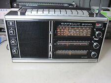 RADIO PORTATILE GRUNDING SATELLIT 2100 VINTAGE