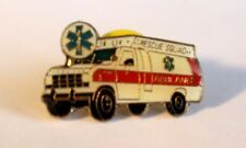 Ambulance Lapel Hat Pin Medic Tie Tac Fire Rescue EMS Emergency EMT Star of Life