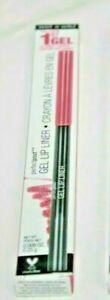 ((1)) Wet n Wild perfect pout gel lip liner E654C Never Petal Down (pink) BOX