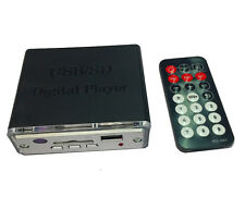 Digital Player MP3 Decoder Board Card Reader+ Remote Monitor Portable For USB SD