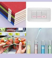 Mini Pocket Bluetooth Wireless USB Thermal Printer Paper Label Sticker Printing