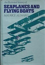 SEAPLANES & FLYING BOATS ILLUSTRATED HISTORY, 1988 BOOK (SHORT SINGAPORE CVR