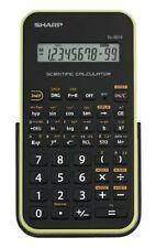 SHARP Scientific Calculator EL-501XB-GR 131 Functions 10 Digit Display SAT PSAT